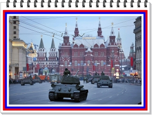 RUSSIA 9 MAGGIO